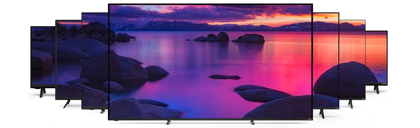 2022 Vizio P-series, M-Series, V-series, and D-series TVs are unveiled