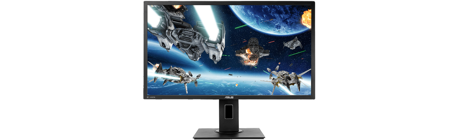 "Asus continues its gaming monitors lineup with the 28"" 4K UHD Asus VP28UQGL"