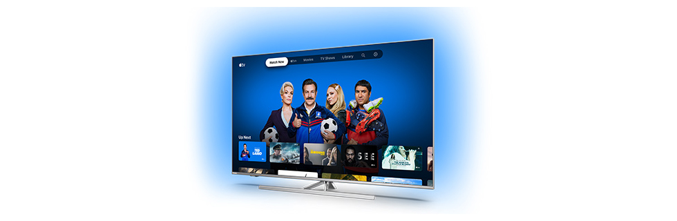 Apple TV app coming to Philips Android TVs