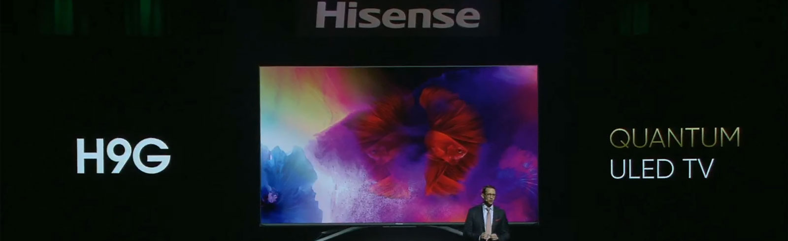Hisense H9G and Hisense H8G go official with 4K ULED displays, Hisense H65, H4, R6 and R68 to follow