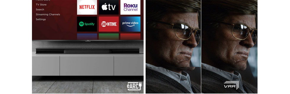 Select 2019 TCL TV models get eARC and VRR with the Roku OS 9.4 update