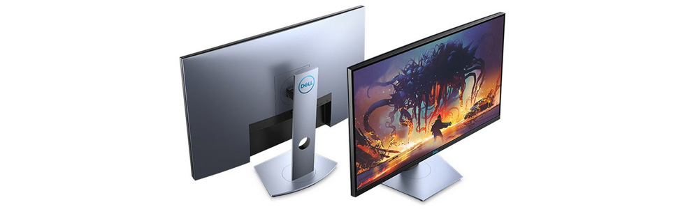Dell unveils two gaming monitors at Gamescom 2018, will launch them on August 28th