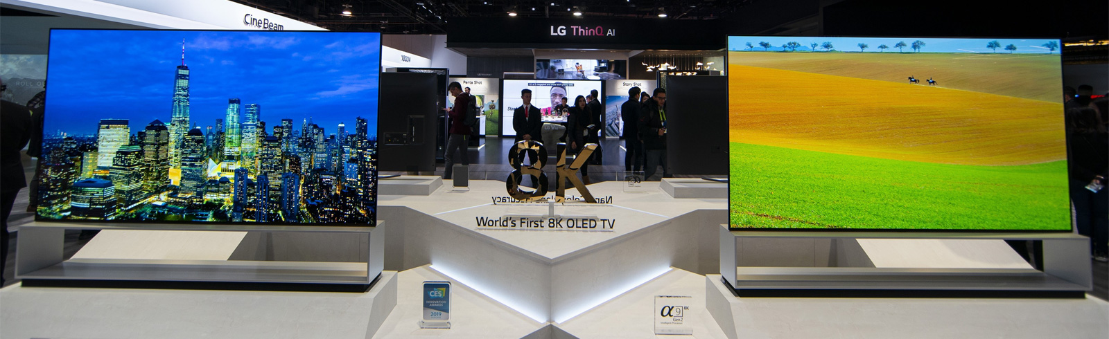 LG's first 8K OLED TV (88Z9) starts selling in South Korea
