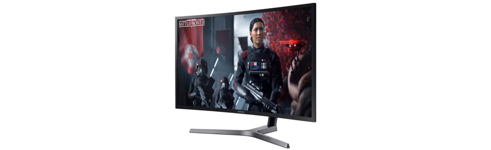 Samsung presents the first HDR QLED gaming monitors - CHG90 and CHG70