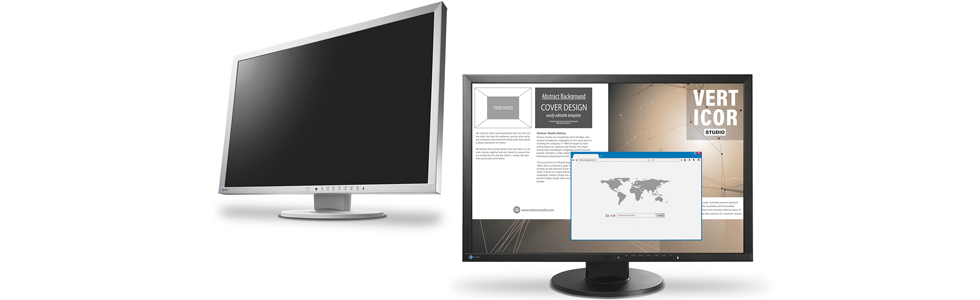 "Eizo announces the FlexScan EV2430 - ""the perfect office all-rounder"""