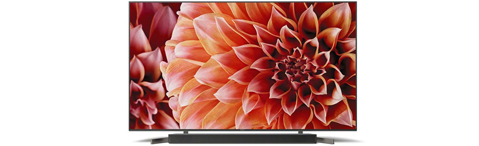 Sony introduces the BRAVIA X900F series of 4K UHD TVs with HDR