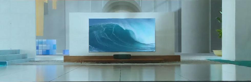 Hisense unveilts its TriChroma 75L9 and 100L9 Laser TV series and the Hisense L5 Laser TV series