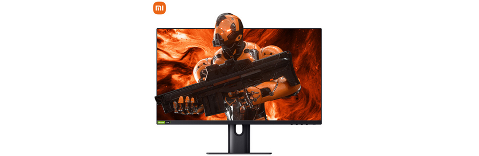 Xiaomi launches its Mi Gaming Monitor 24.5 with a Fast IPS 165Hz display