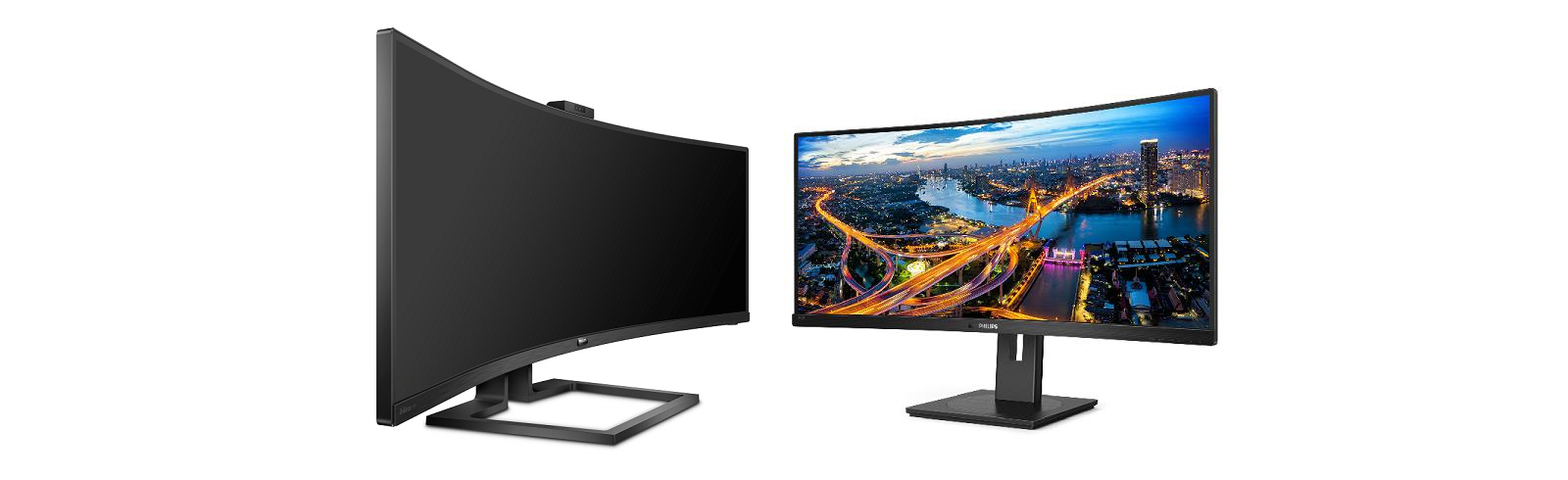 Philips displays a plethora of monitors for professionals and gamers at the IFA 2019 in Berlin