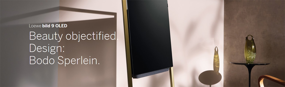 Loewe bild 9 is launched with an OLED panel and Dolby Vision