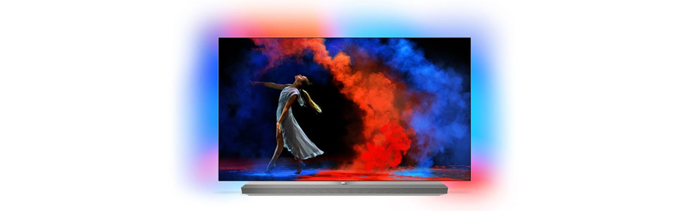 "Philips unveils a new TV from its OLED 9 series with a 65"" display"
