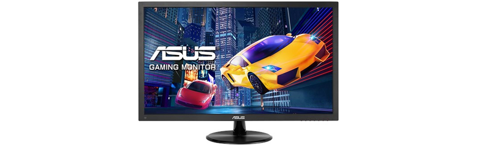 "Asus VP248QG is a new 24"" gaming monitor with Adaptive-Sync/FreeSync"