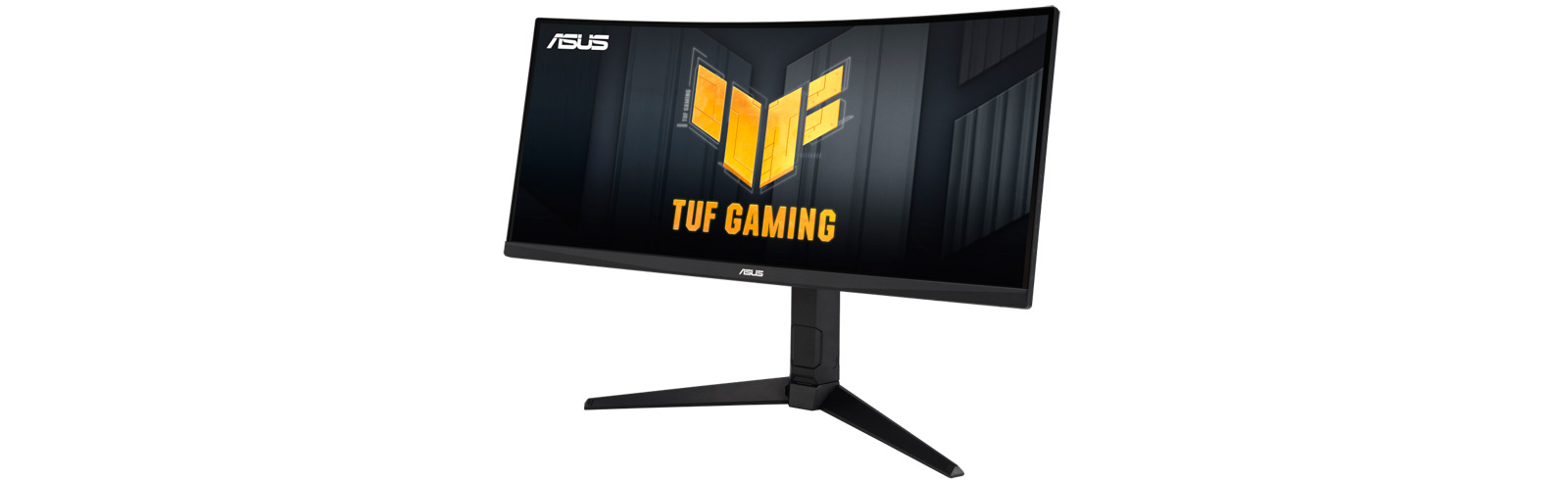 """The Asus TUF Gaming VG30VQL1A goes official with a 30"""" display, 1500R curvature"""