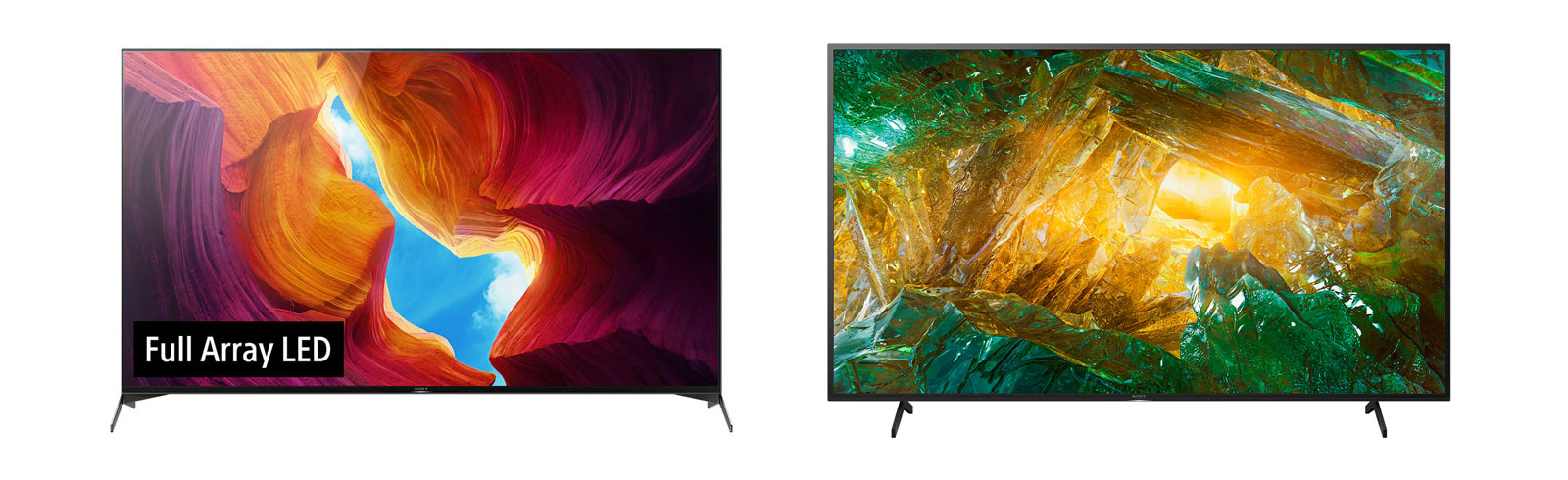 Sony USA announces the prices of the X950H and X800H TV series