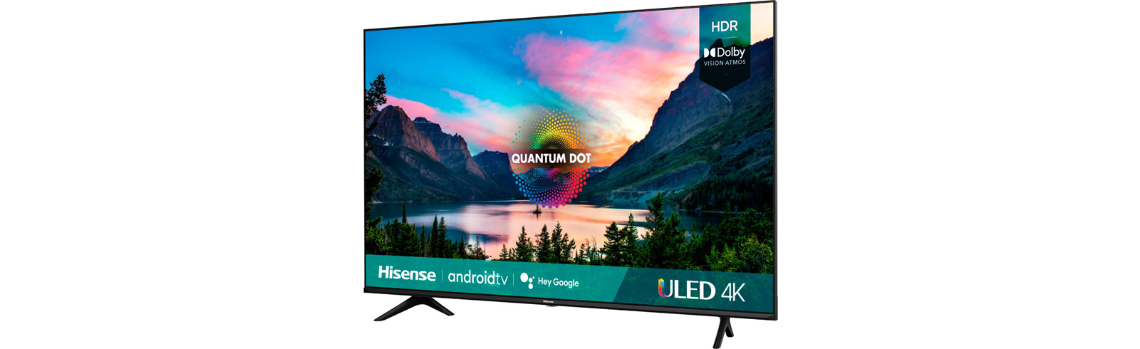2021 Hisense U6G / U68G 4K ULED TVs for the USA - specifications and features
