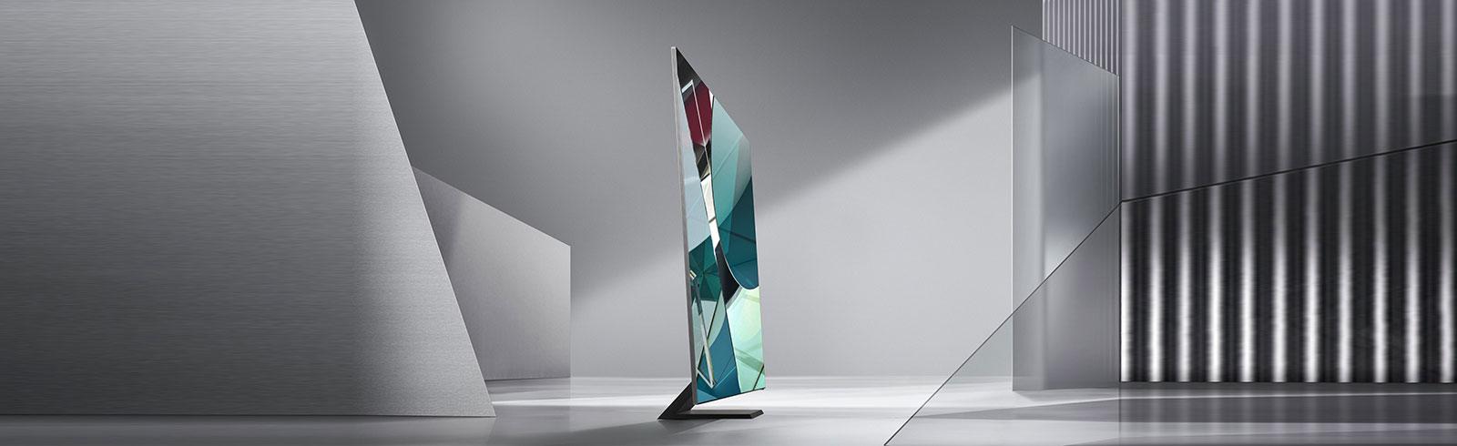 Samsung previews the Q950TS, Q900 and Q800TS 8K OLED TV series