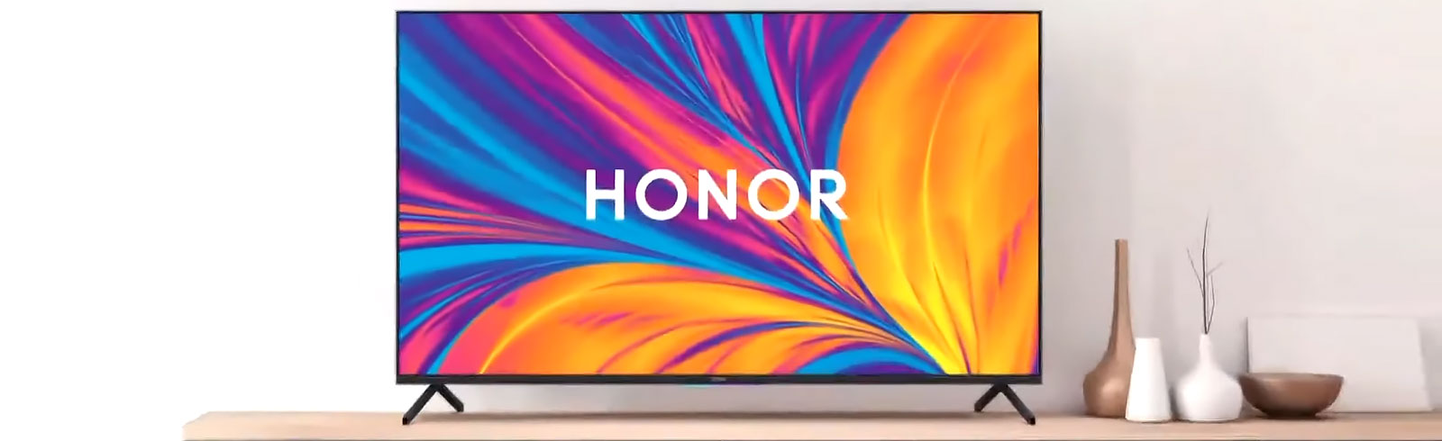 Huawei has announced its first smart TV - the Honor Vision