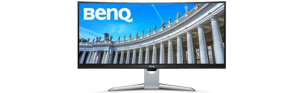 The curved BenQ EX3501R is released