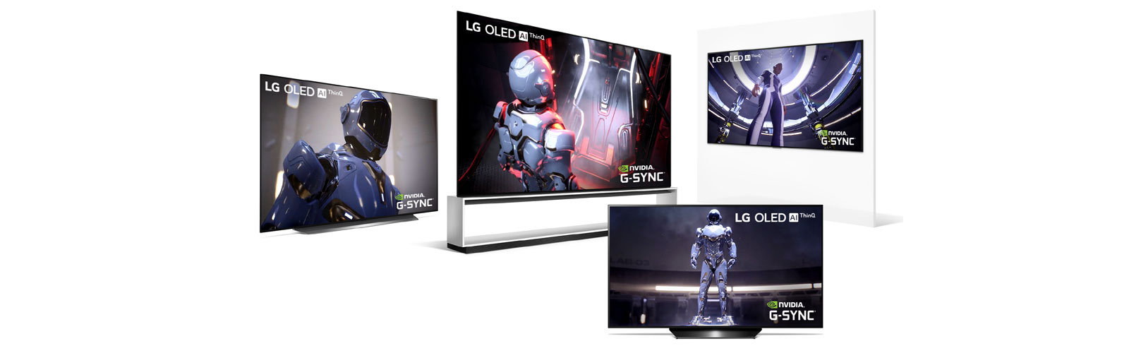 LG 2020 OLED TV lineup European launch, specifications and prices
