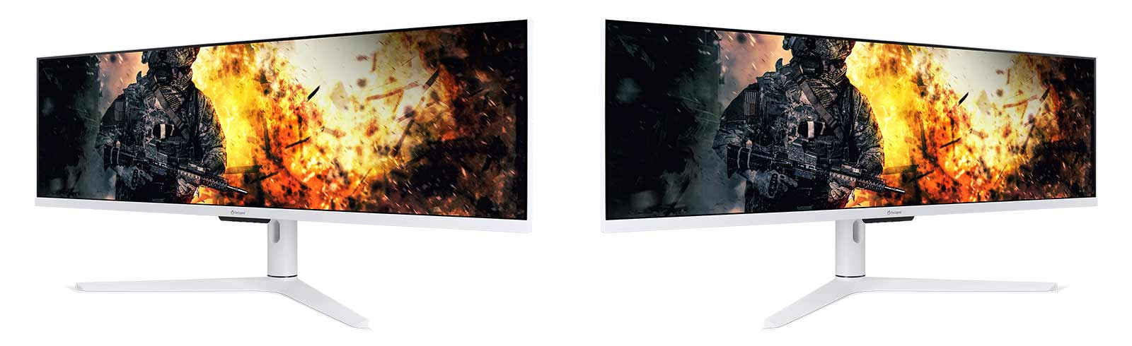 """The AOpen 43XV1C P is unveiled with a 43.8"""" IPS display with a 3840x1080 resolution, 120Hz refresh rate"""