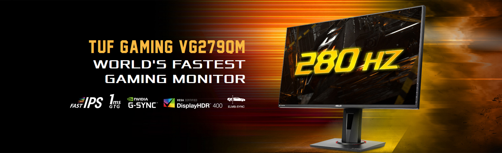 The Asus TUF Gaming VG279QM and ROG Strix XG279Q are now available outside China