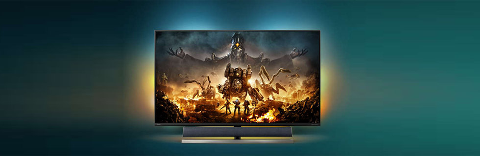 "The Philips Momentum 559M1RYV with 55"" 4K VA display, 144Hz refresh rate, and USB-C port goes official"
