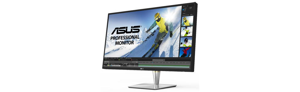 "Asus has unveiled the 32"" ProArt PA32U HDR and the 37.5"" Designo Curve MX38VQ monitors"