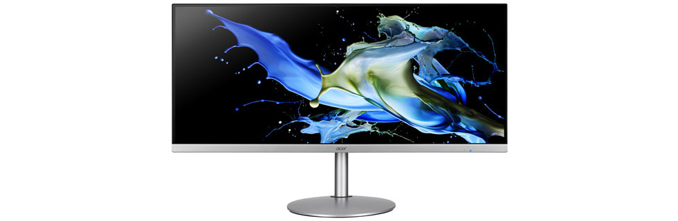 Acer expands the CB2 series of monitors with a 34-inch offering - the Acer CB342CK