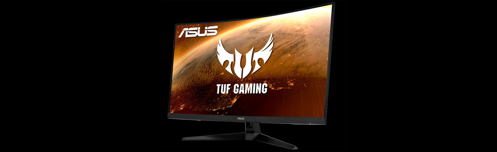 """Asus TUF Gaming VG328H1B is announced with a 32"""" curved VA panel, 165Hz"""