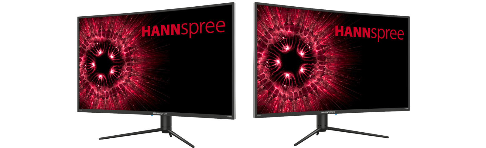 """The Hannspree HG392PCB features a 38.5"""" curved VA display with a 165Hz refresh rate"""