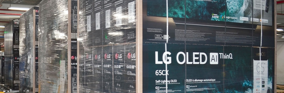LG's TV plant in Reynosa, Mexico has increased production by 30%