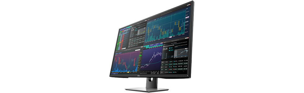 Dell launched the 43-inch UHD P4317Q monitor with multi-client capabilities
