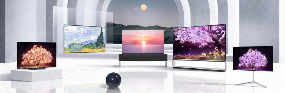 LG unveiled its next-generation OLED TV panel at CES 2021
