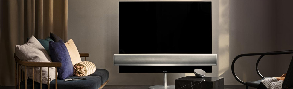 Bang & Olufsen introduces the BeoVision Eclipse - its first OLED TV