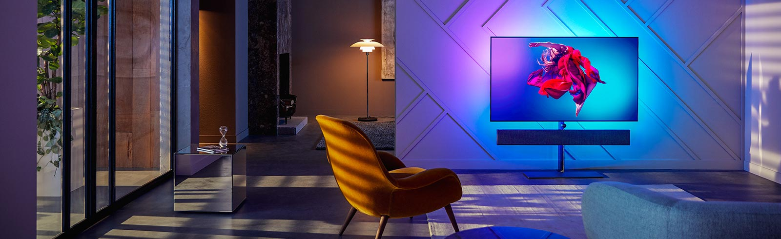 Philips launches two new premium OLED+ TVs and its 3rd Gen. P5 engine