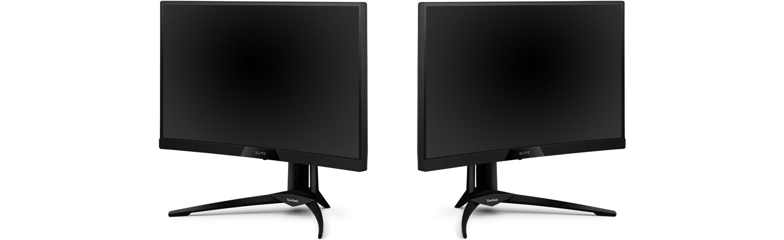 "ViewSonic XG270QC is a 27"" curved QHD desktop monitor with 165Hz refresh rate"