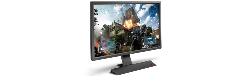 "BenQ announced the Zowie RL2755 gaming monitor with a 27"" FHD panel for console eSports"
