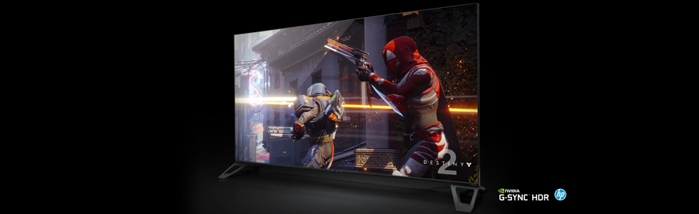 NVIDIA introduces the world's first BFGDs (big format gaming displays)
