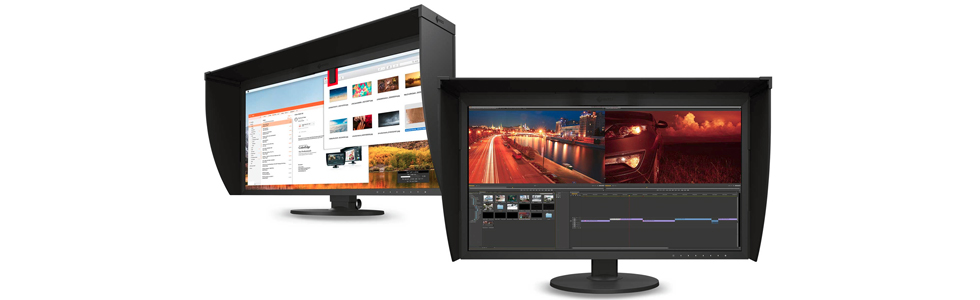 Eizo ColorEdge CG319X is a new 4K monitor for HDR video editing and colour-accurate photo display