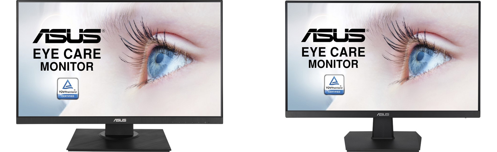 Asus launches a trio of new 75Hz Eye-Care monitors - VA24EHE, VA27EHE, VA24DQLB
