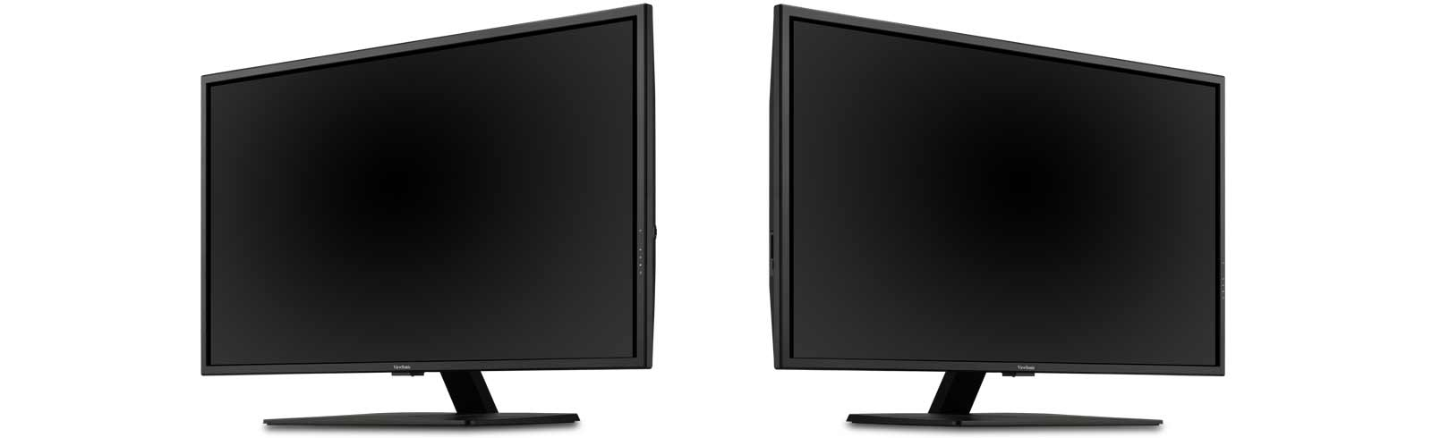 """The ViewSonic VX4381-4K with a 42.5"""" 4K MVA display is launched for USD 794"""
