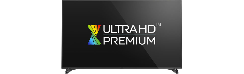 Panasonic presented the DX900 - the world's first LED LCD TV with UHD Premium specification