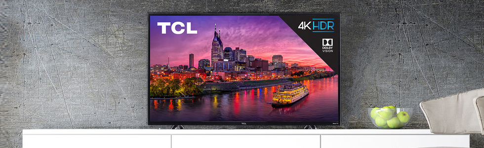 TCL announces 25 models from its 4K UHD Roku line-up