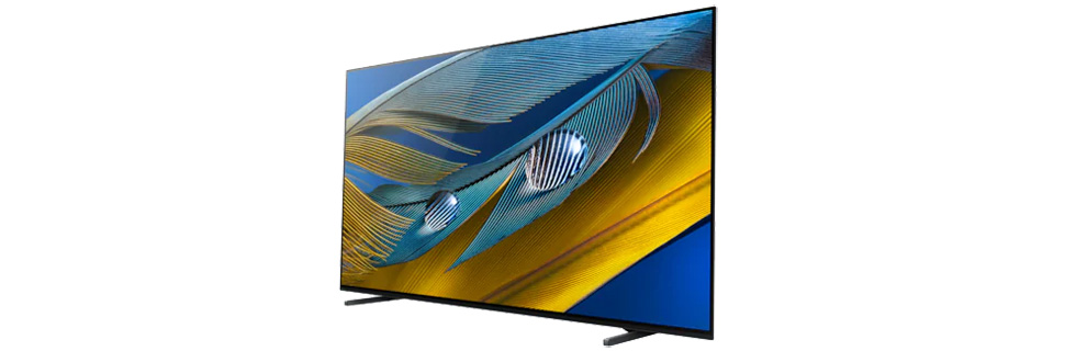 2021 Sony A80J OLED Bravia XR TVs for the USA - specifications and features