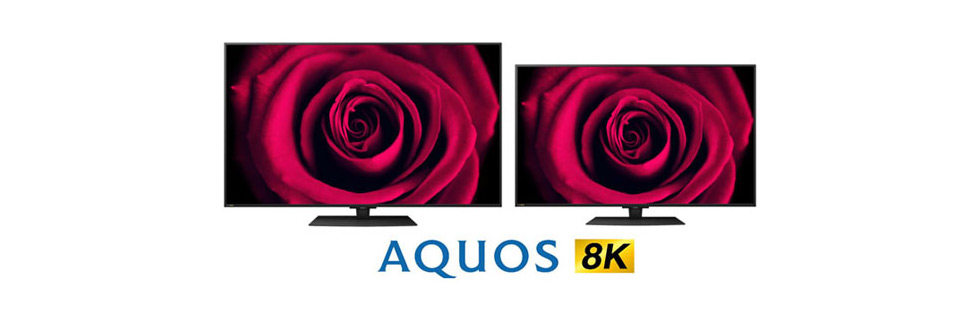 Sharp announces its new Aquos 8K TVs for Japan, launch is scheduled for June