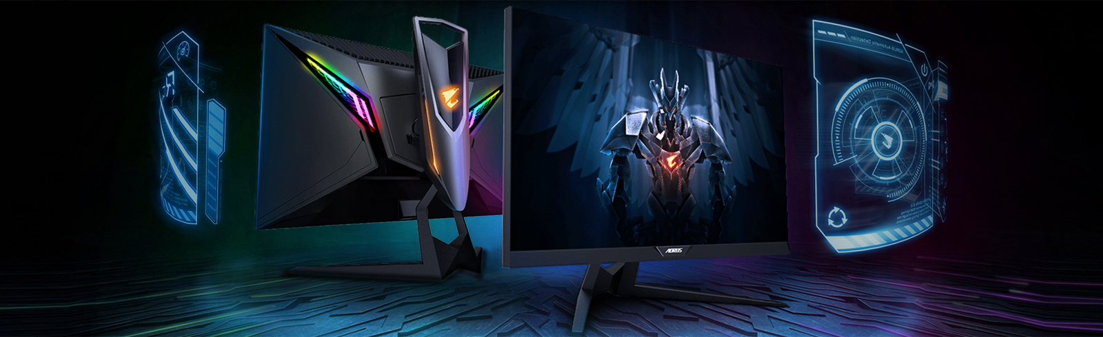 The first tactical gaming monitor is here - enter the AORUS AD27QD by Gigabyte