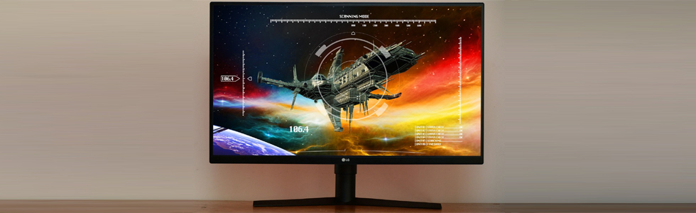 LG to introduce two GK gaming monitors at IFA Berlin 2017 and a 34-inch UltraWide one