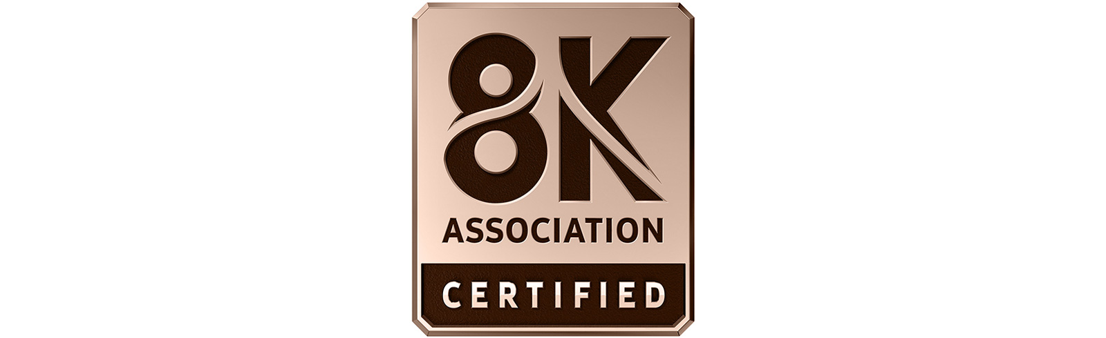 Samsung received the industry's first 8K certification for all 2020 QLED 8K products from the 8KA