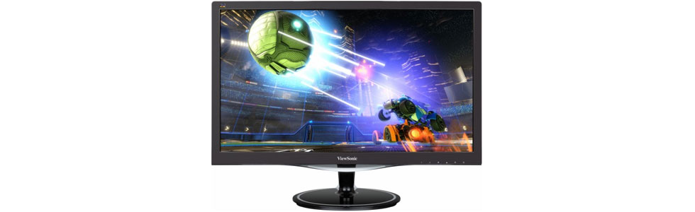 "ViewSonic has released the VX2757-MHD monitor with a 27"" FHD TN panel with Adaptive-Sync and FreeSync techs"