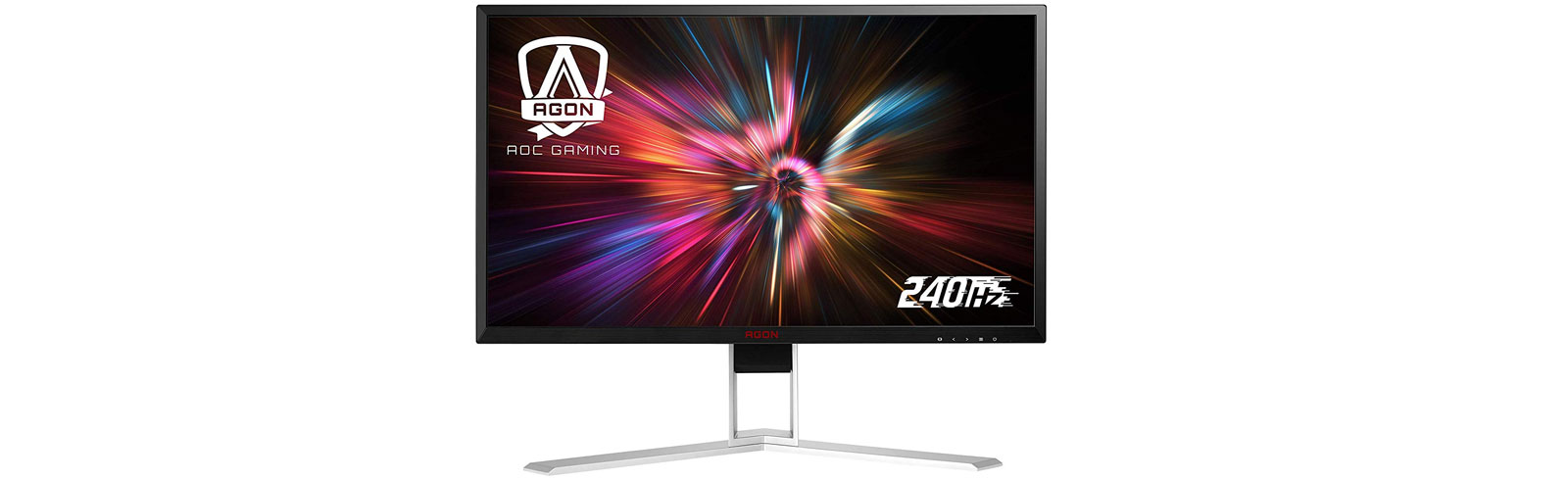 AOC AGON AG251FZ2 and AG271FZ2 with 240Hz refresh rate go on pre-sale on Amazon